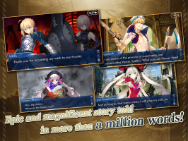 Fate/Grand Order (English) Screen