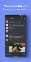 Discord - Talk, Video Chat & Hang Out with Friends Screen