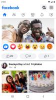 Facebook Lite Screen