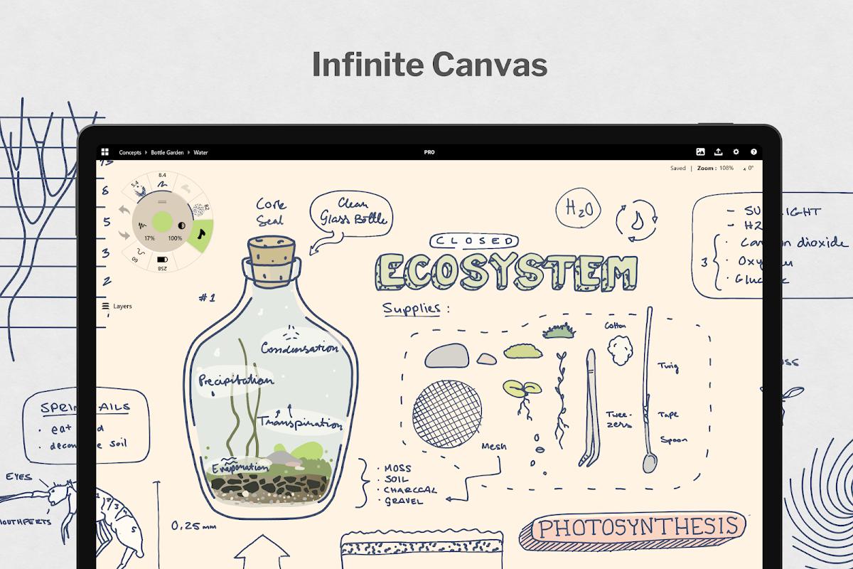 Concepts – Sketch, Design, Illustrate