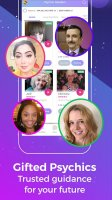 Psychic Vision: Psychic Video Readings & Live Chat Screen
