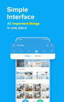 ShareMe  - #1 file sharing & data transfer app Screen