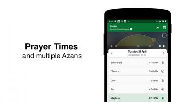 Muslim Pro - Prayer Times, Azan, Quran & Qibla Screen