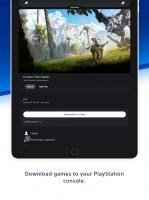 PlayStation App Screen