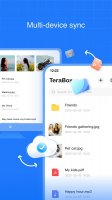 TeraBox- Cloud drive,Extra storage space & Backup Screen