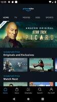 Amazon Prime Video Screen