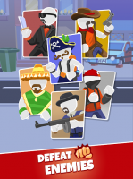 Match Hit - Puzzle Fighter Screen