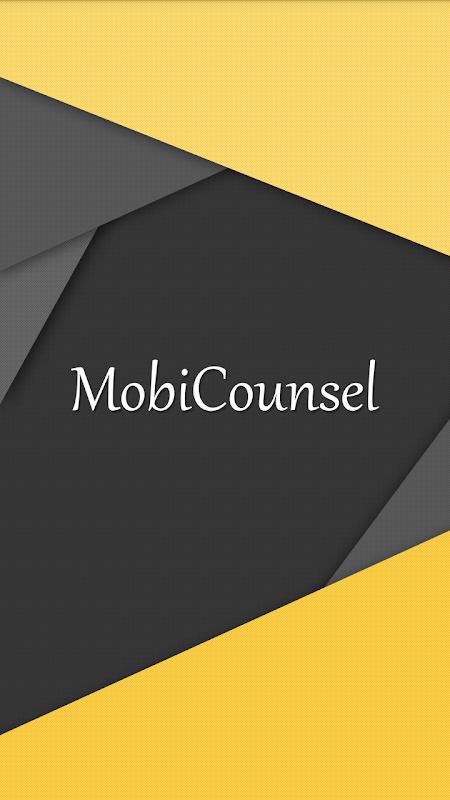 Mobi Counsel - Career App NVHL