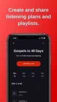 Bible - Audio & Video Bibles Screen