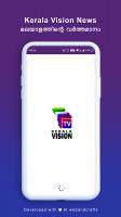Kerala Vision News Screen
