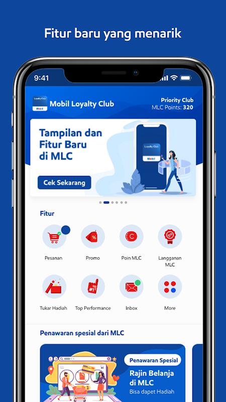Mobil Loyalty Club Indonesia