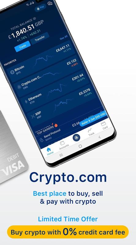 Crypto.com – Buy Bitcoin Now