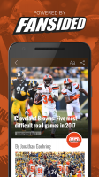 Dawg Pound Daily: News for Cleveland Browns Fans Screen