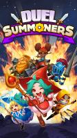 Duel Summoners - Puzzle & Tactic Screen