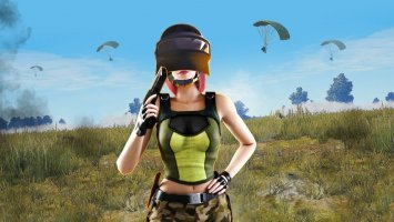 Ops Strike Free Fire Survival : Battle Royale 2021 Screen