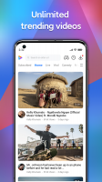 Mi Video - Play and download videos Screen