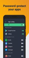 AVG AntiVirus Free – Android Virus Cleaner Screen
