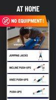 Home Workout - No Equipment Screen