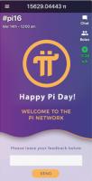 Pi Network Screen