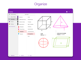 Microsoft OneNote: Save Ideas and Organize Notes Screen